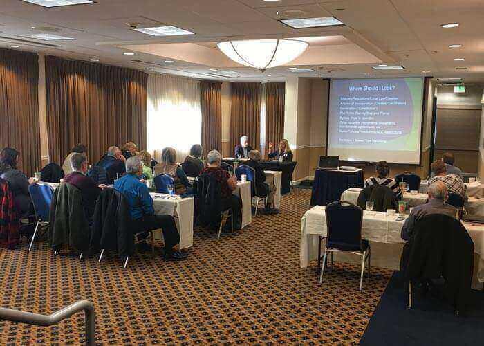 January 2017 Saturday Seminar Photos