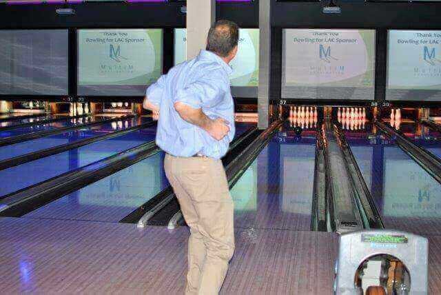 2017 Bowling for LAC Photos