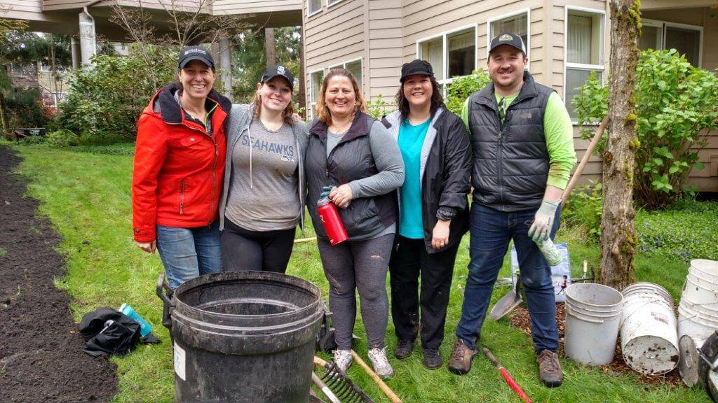 2017 Earth Day Project Photos