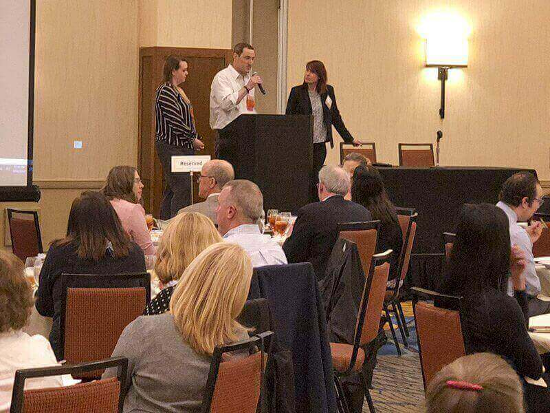March 2018 Chapter Luncheon Photos - Thank you ServPro of Seattle NW!