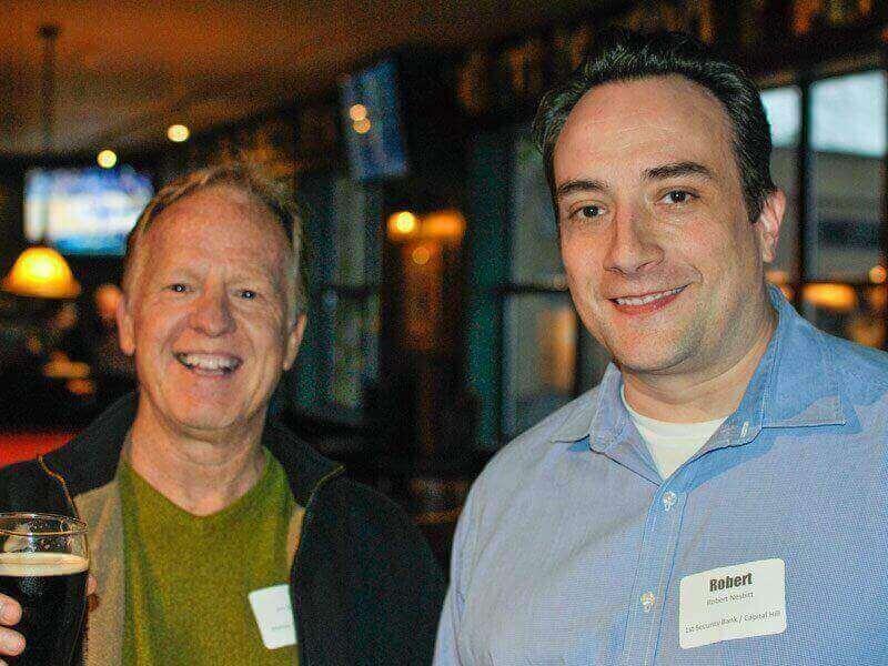 Spring Mixer 2018: Jim Wiederaenders & Robert Nesbitt