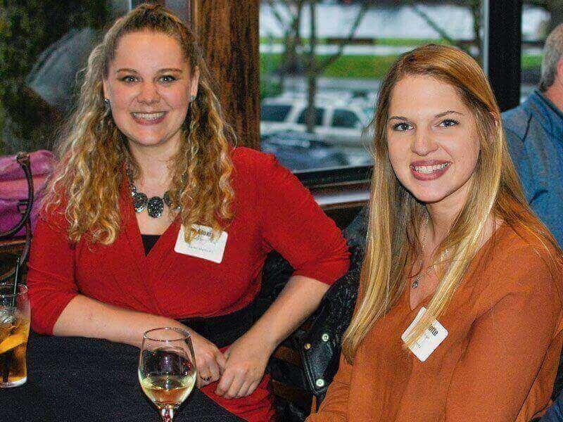 Spring Mixer 2018: Ali Ducich & Nicolette Bruer