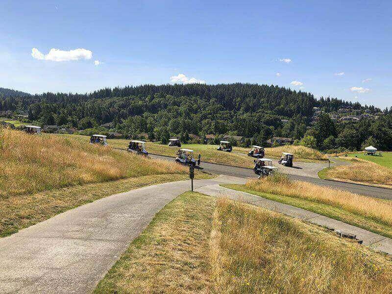 2018 Golf Tournament Event Photos - 18th Annual Golf Tournament Theme: Sports