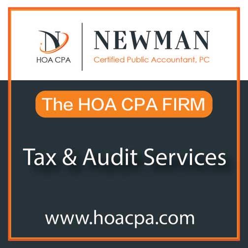 Newman CPA - Ad