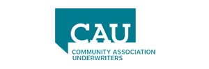 Community Association Underwriters - Logo