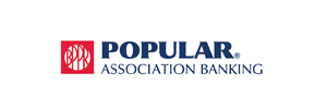 Popular Association Banking - Logo