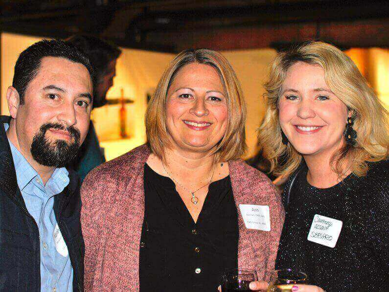 2019 Winter Chapter Mixer Photos