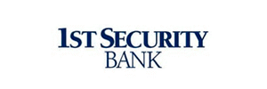 1st Security Bank - Logo