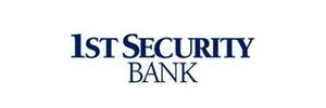 1st Security Bank - Logo