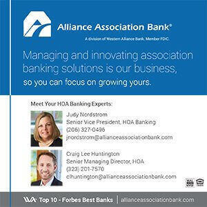 Alliance Association Bank 2020 Ad