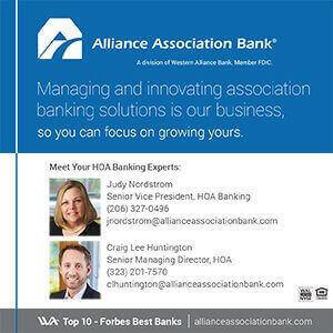 Alliance Association Bank 2020 Ad