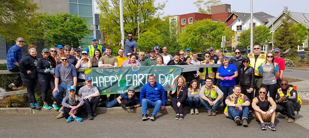 2019 Earth Day Project Photos