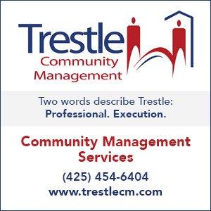 Trestle Community Management - Two words describe Trestle: Professional. Execution. - Community Management Services - (425) 454-6404 - www.trestlecm.com