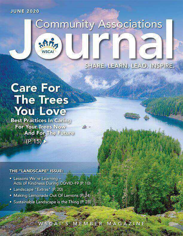 Community Associations Journal - June 2020 Issue - Cover