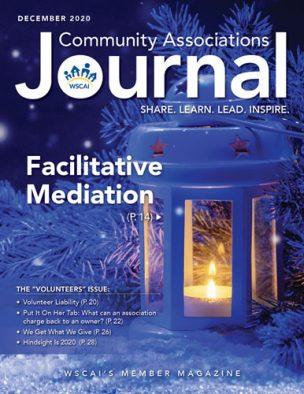 December 2020 CA Journal Cover