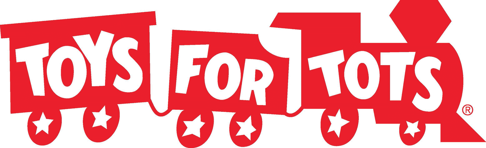 Toys For Tots - Large Logo