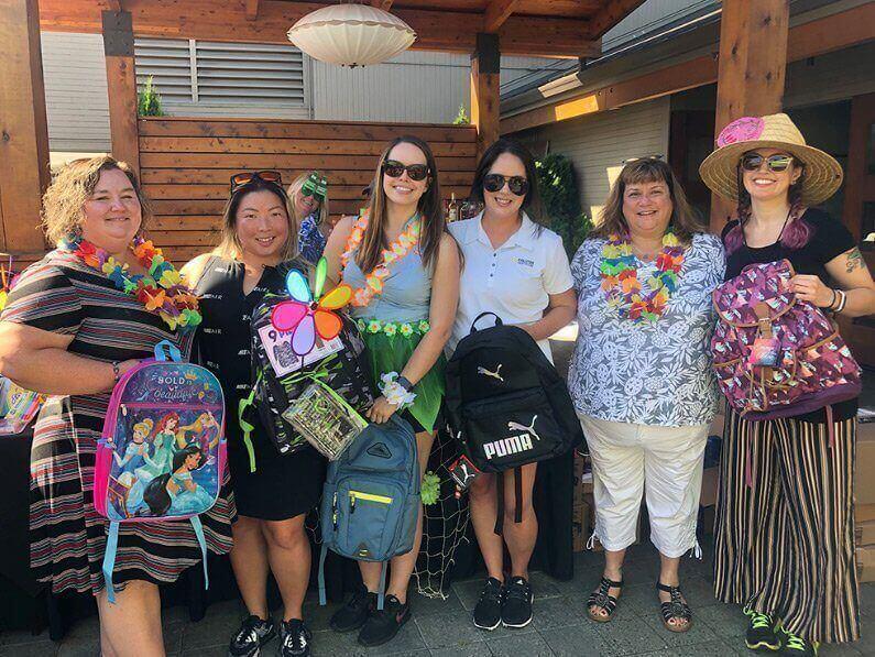 Mercy Housing Backpack Drive - WSCAI 19th Annual Golf Tournament