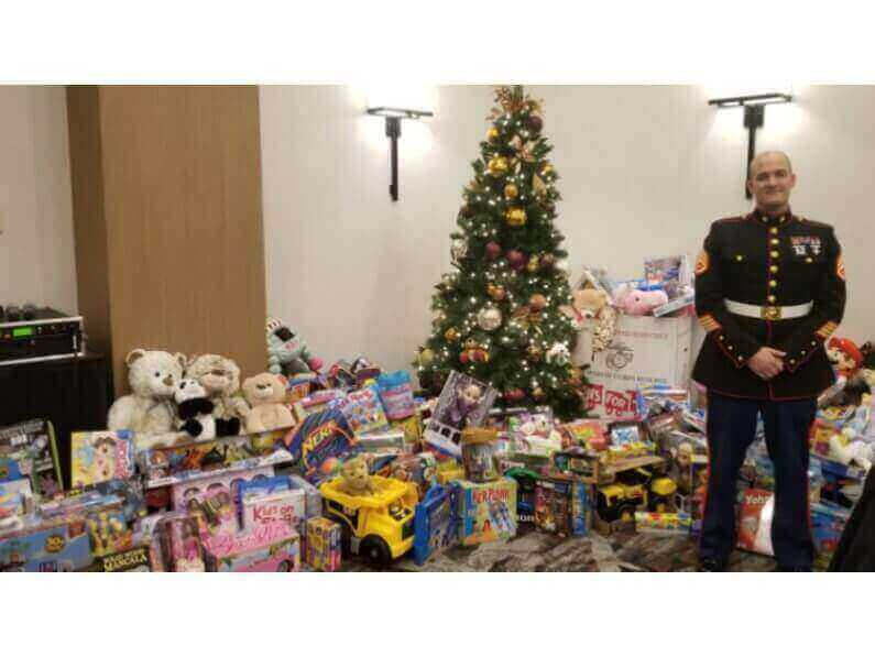 Toys-For-Tots December 2019 Chapter Luncheon
