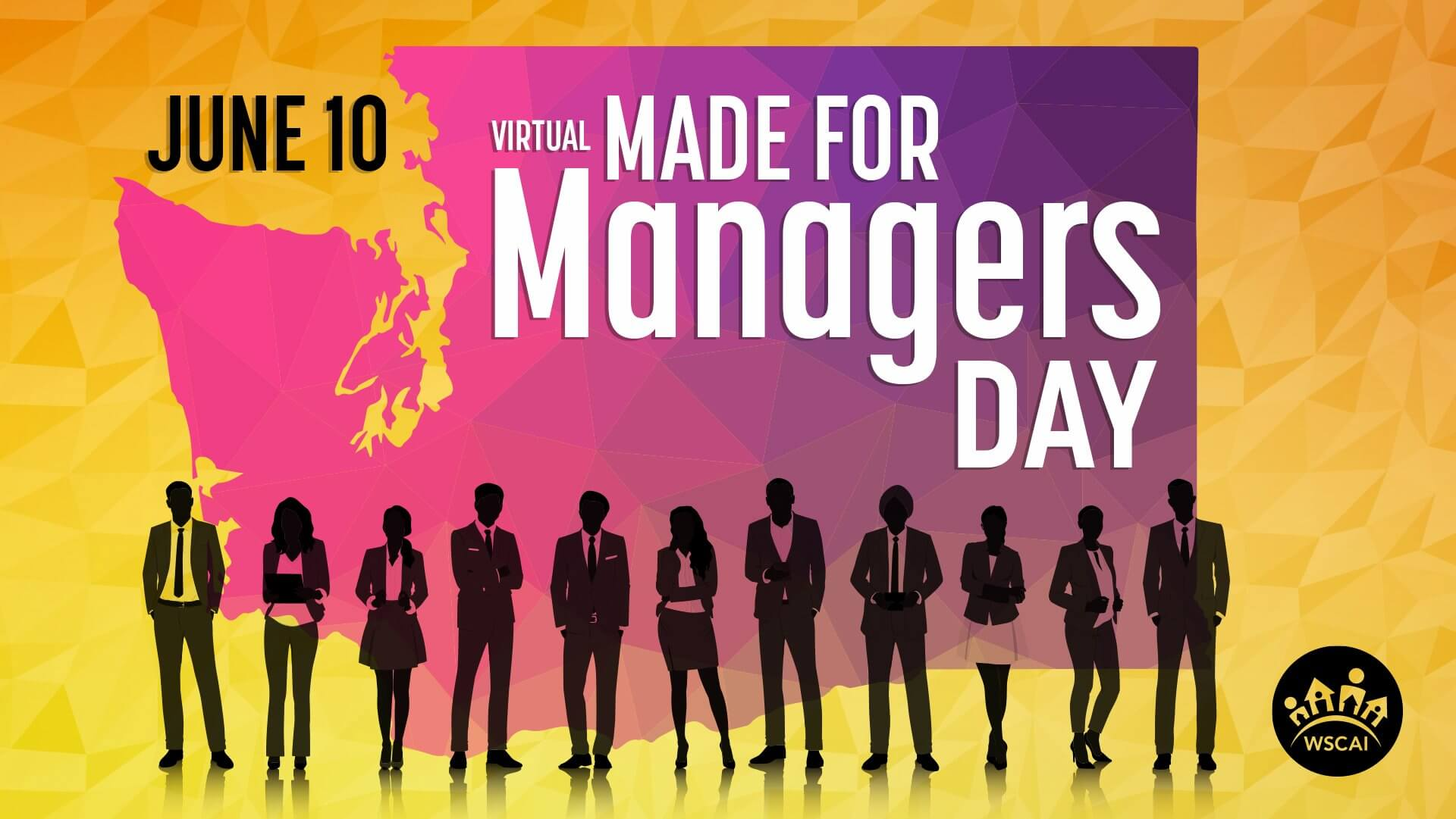 Virtual Made For Managers Day - June 10, 2021 - mobile image