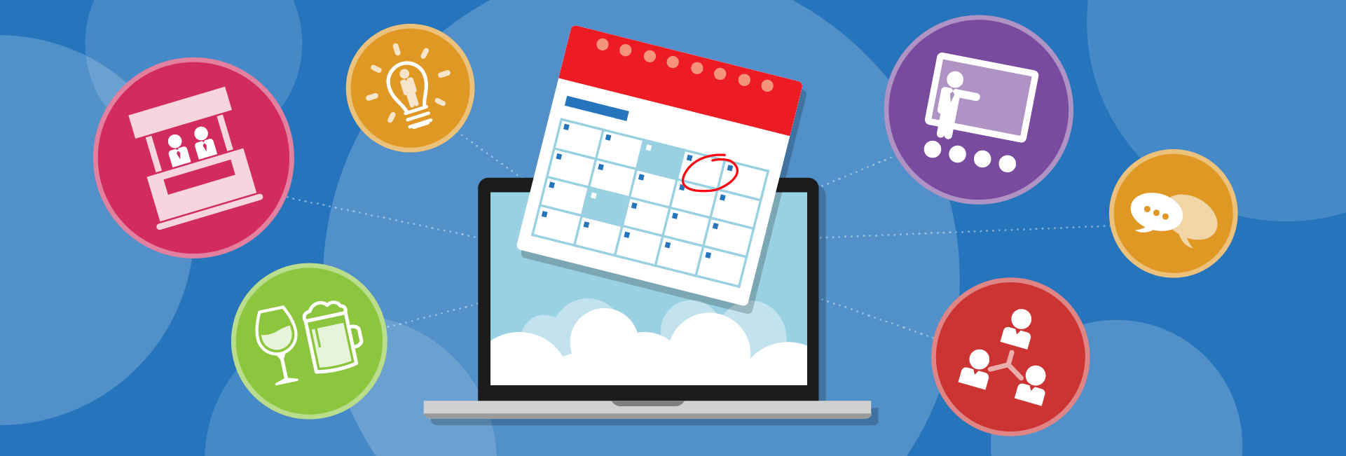 WSCAI Page Header Image - Events