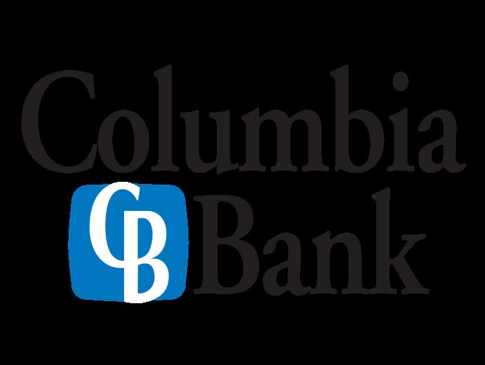 Columbia Bank Logo - Premium Golf Tournament 2021 Sponsor