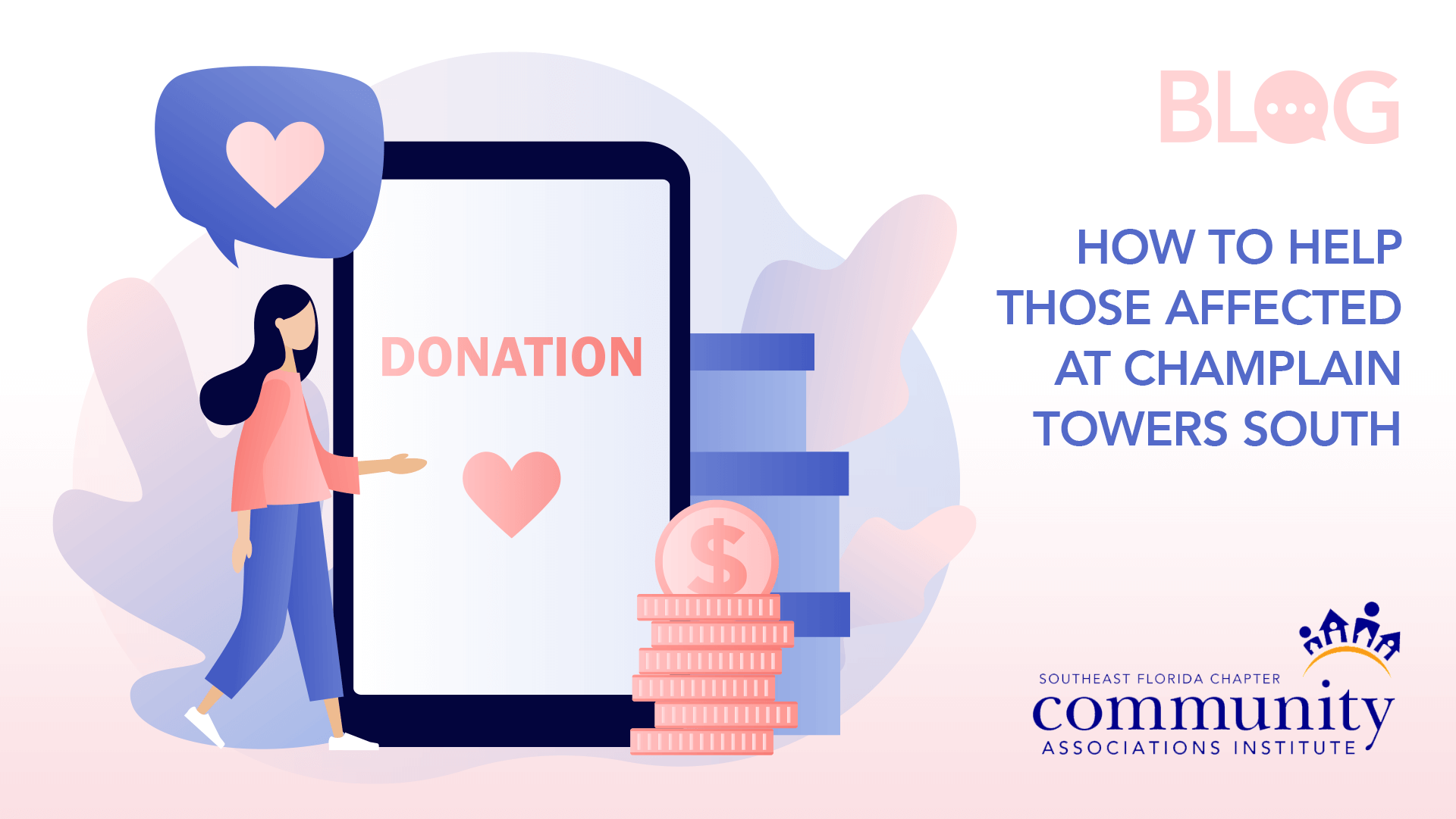 On The Blog: How To Help Those Affected At Champlain Towers South