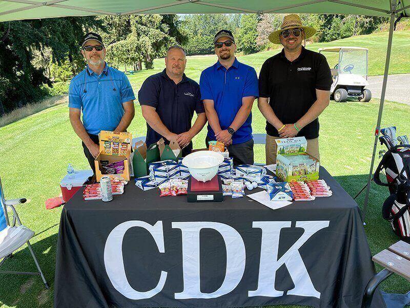 Golf Tournament 2021 - Hole 2: CDK Construction