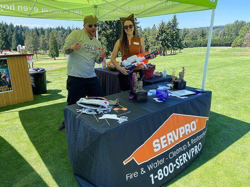 Golf Tournament 2021 - Hole 3: ServPro Seattle NW