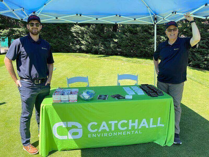 Golf Tournament 2021 - Hole 4: CatchAll Environmental