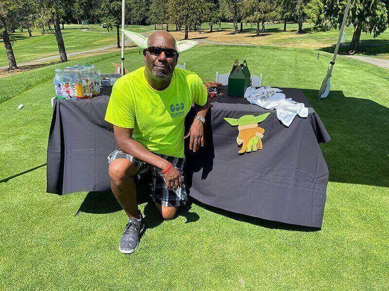 Golf Tournament 2021 - Hole 5: McBride Construction