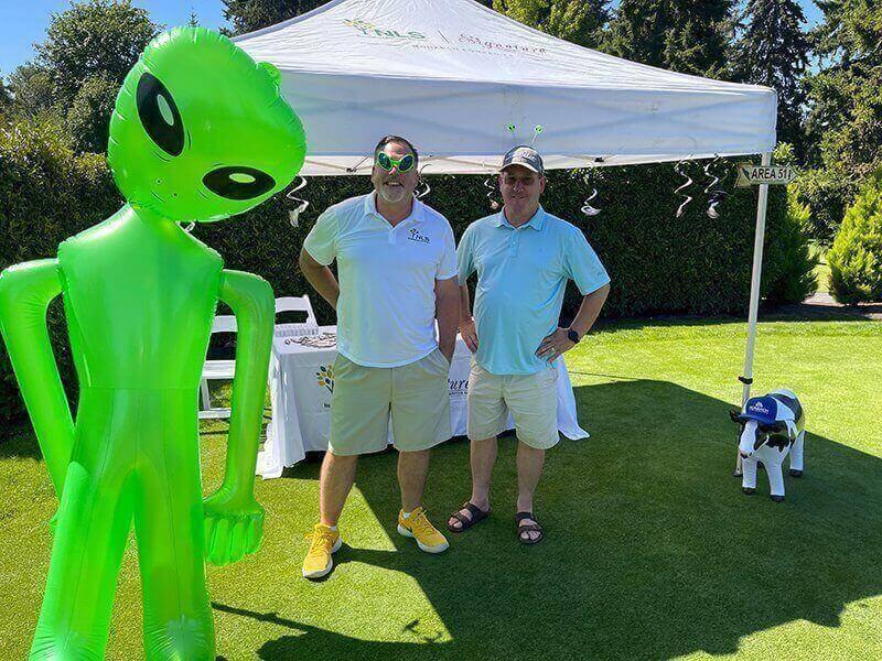 Golf Tournament 2021 - Hole 14: NLS/Signature Landscape