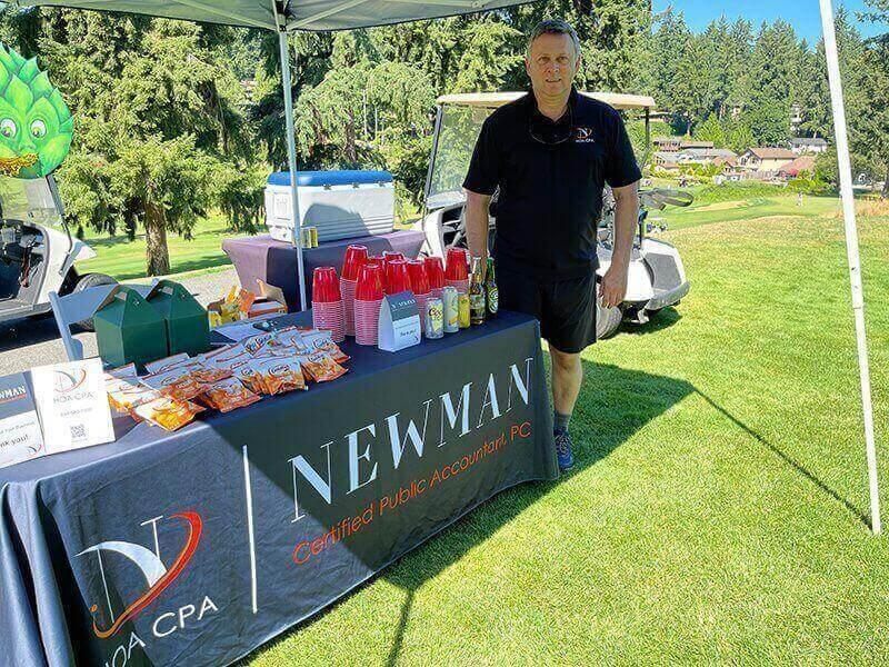 Golf Tournament 2021 - Hole 15: Newman CPA