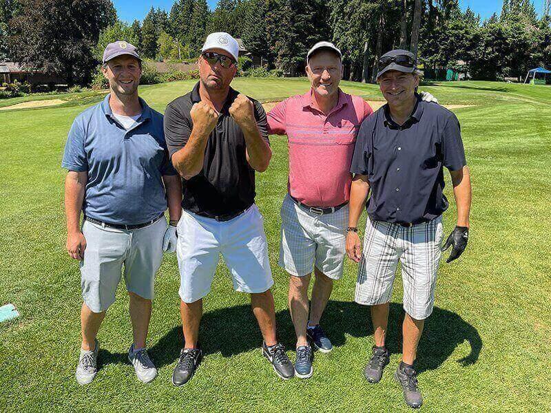 Golf Tournament 2021 - Team 1A