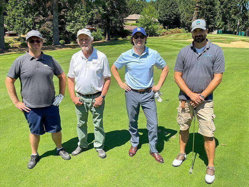 Golf Tournament 2021 - Team 1B