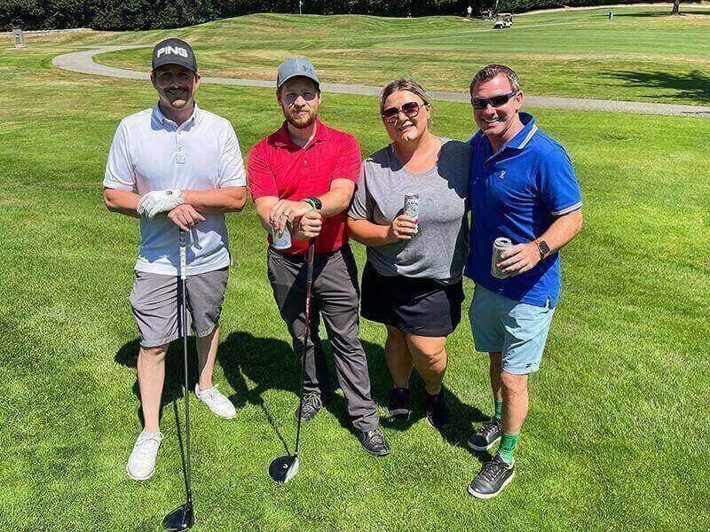 Golf Tournament 2021 - Team 2B