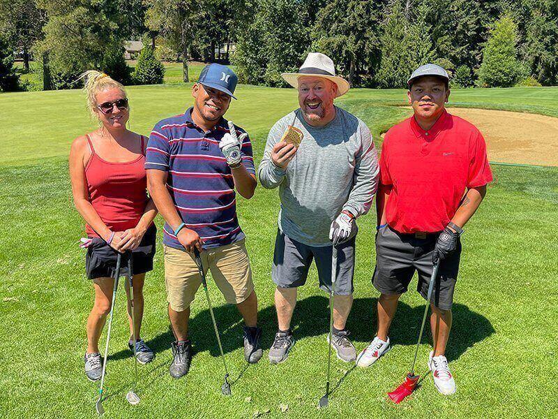 Golf Tournament 2021 - Team 4B