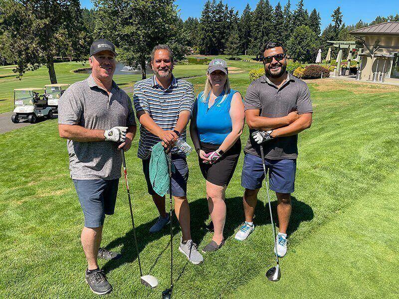 Golf Tournament 2021 - Team 5A