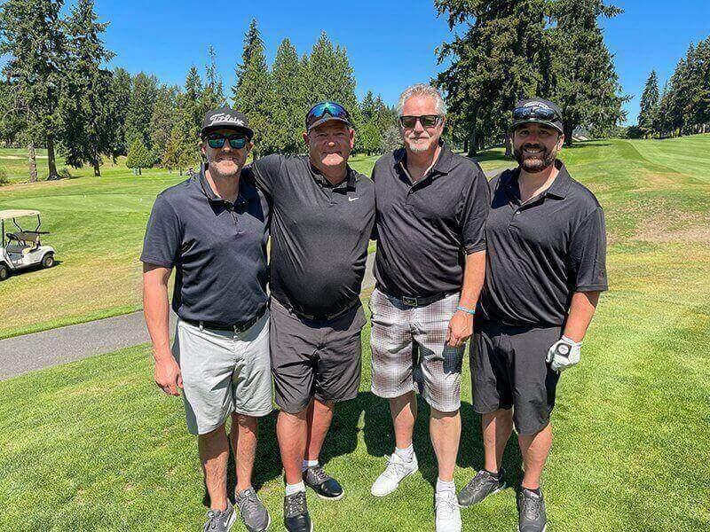 Golf Tournament 2021 - Team 6A