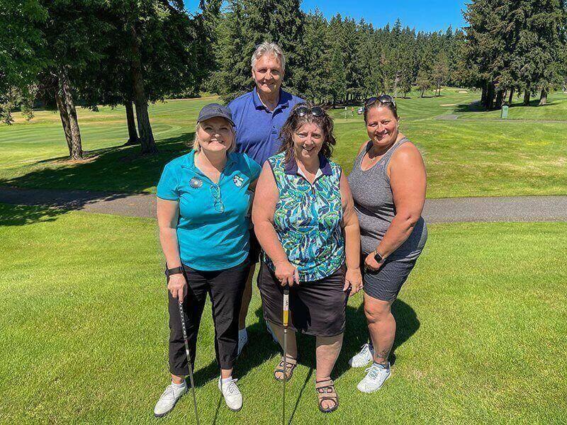 Golf Tournament 2021 - Team 8A