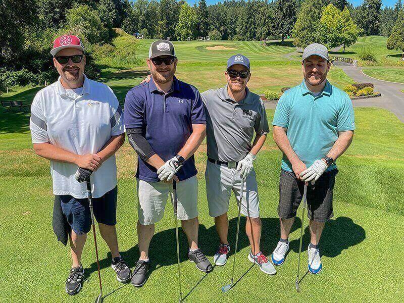 Golf Tournament 2021 - Team 8B
