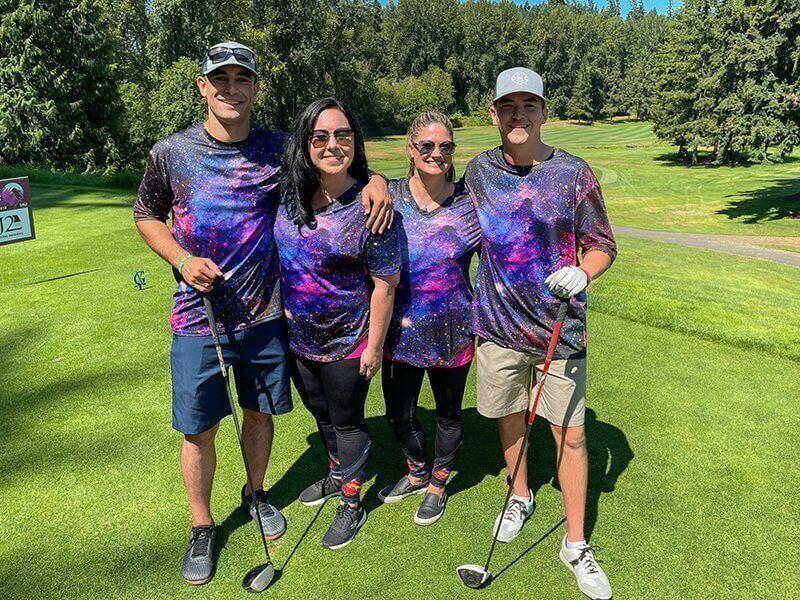 Golf Tournament 2021 - Team 9A