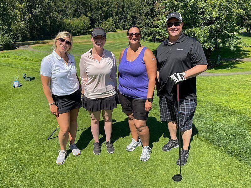 Golf Tournament 2021 - Team 9B