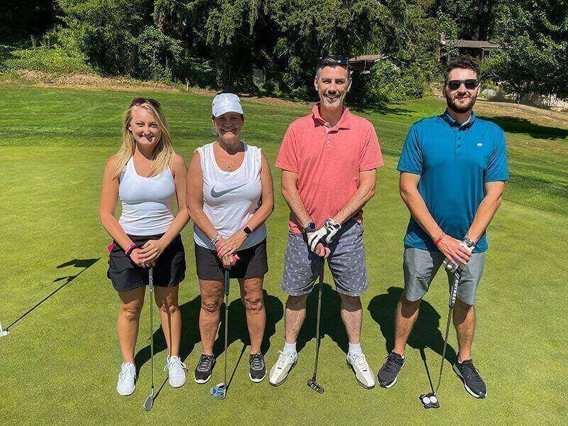 Golf Tournament 2021 - Team 10B