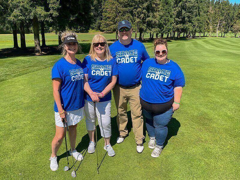 Golf Tournament 2021 - Team 11A