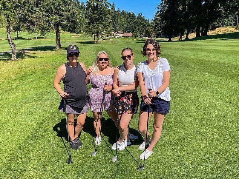 Golf Tournament 2021 - Team 12A