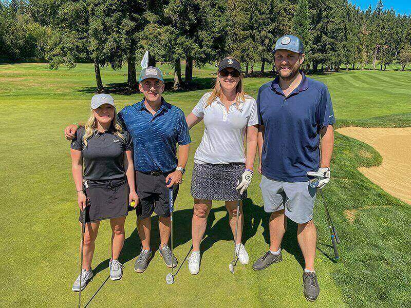 Golf Tournament 2021 - Team 12B