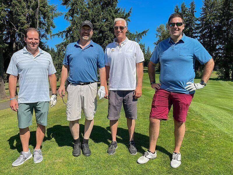 Golf Tournament 2021 - Team 14A
