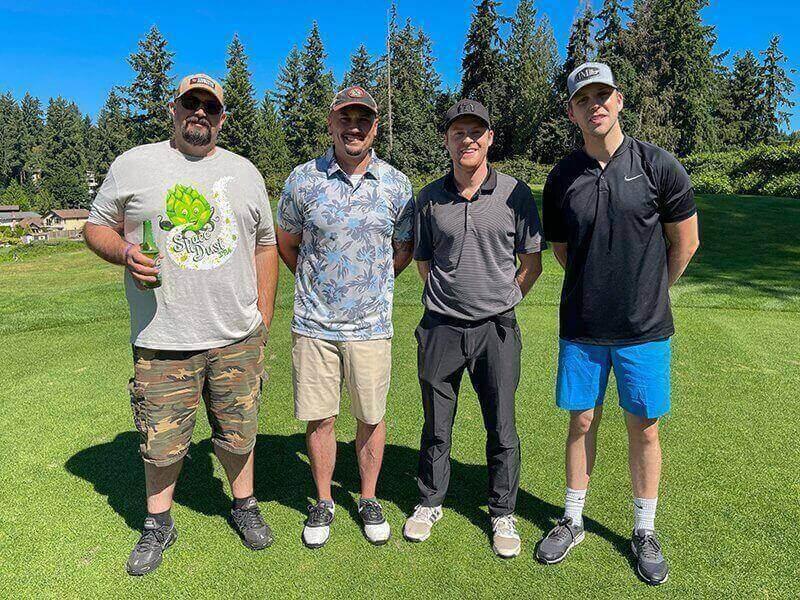Golf Tournament 2021 - Team 14B