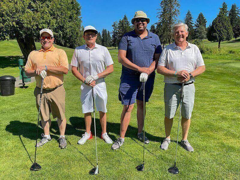 Golf Tournament 2021 - Team 15A