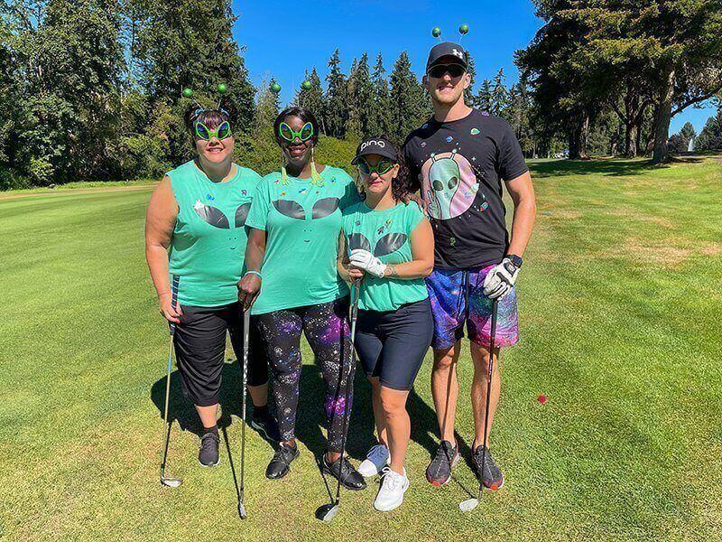 2021 Annual Golf Tournament Photos